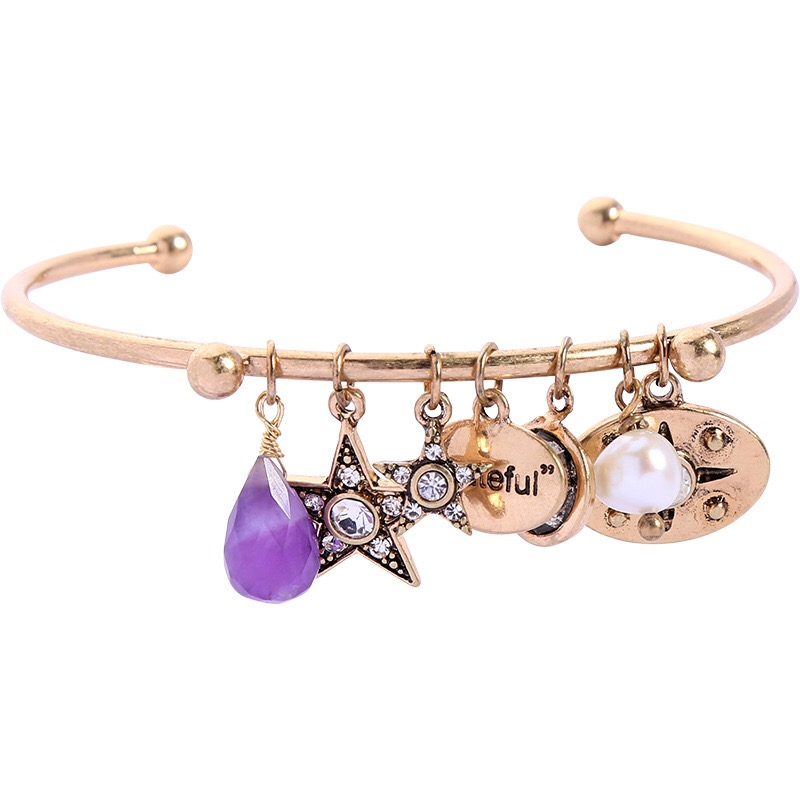 Fashion Charms Bangle