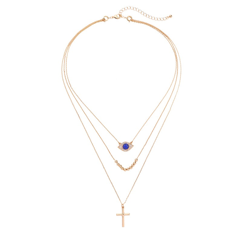 Fashion Cross ecklace
