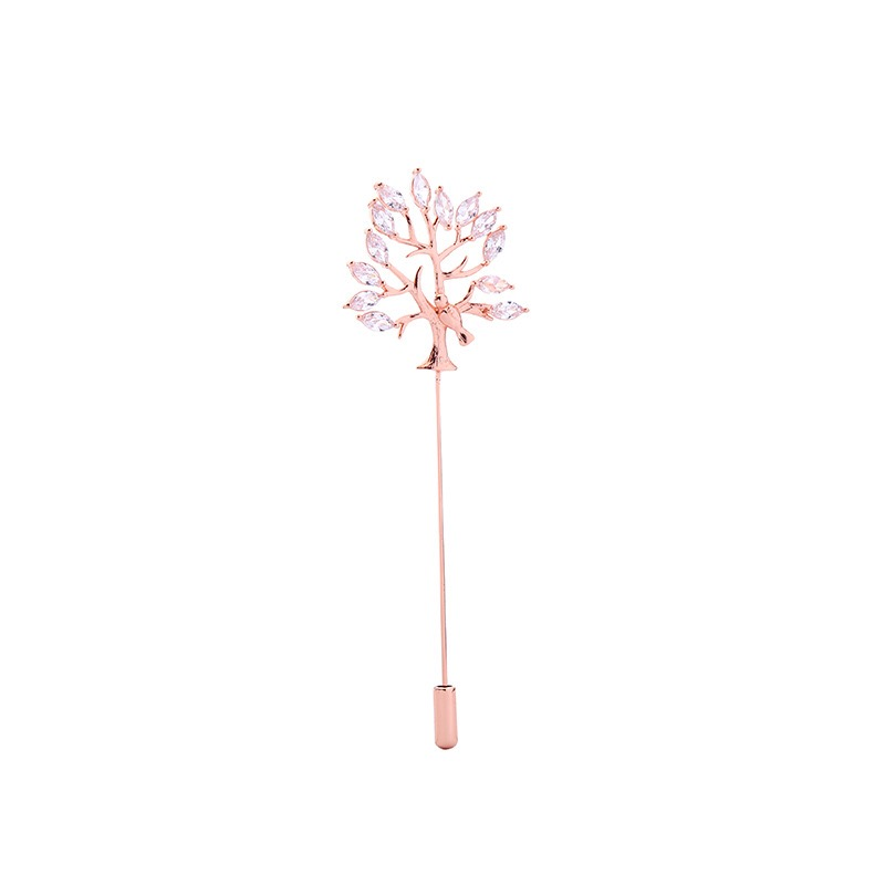 Lucky tree Brooch
