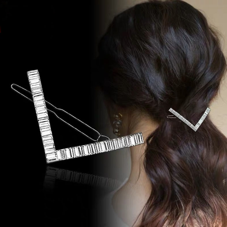 Quality stones hair clip