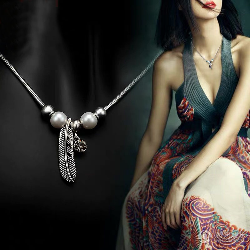 Popular fashion necklace