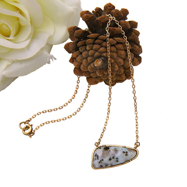 Quality nature stone Necklace