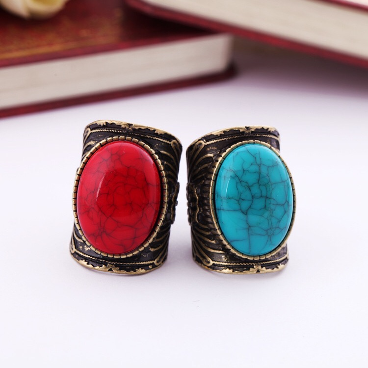 Antique fashion stone Ring